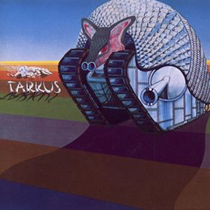 Emerson Lake & Palmer - Tarkus CD (album) cover