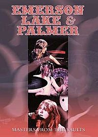 Emerson Lake & Palmer Masters From The Vaults album cover