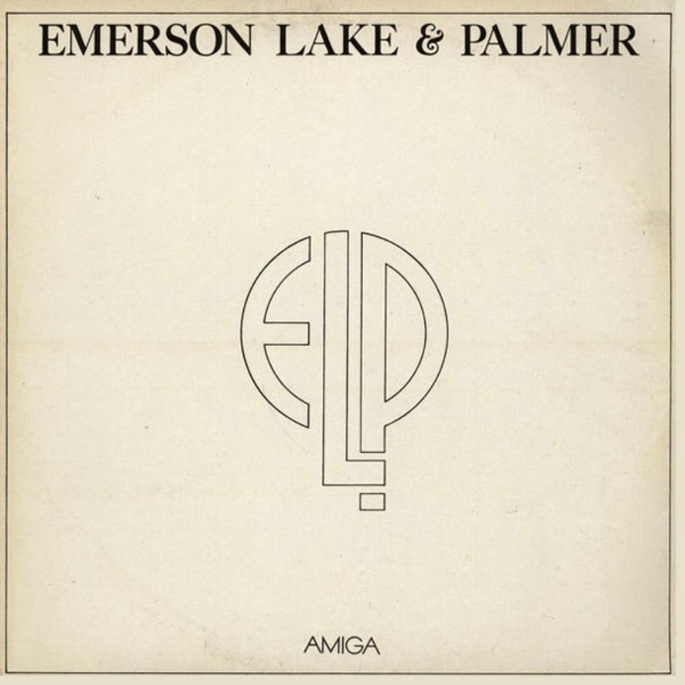 Emerson, Lake & Palmer by EMERSON LAKE & PALMER album cover