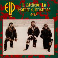 Emerson Lake & Palmer I Believe In Father Christmas album cover