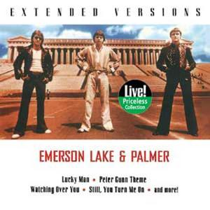 Emerson Lake & Palmer Extended Versions: The Encore Collection  album cover
