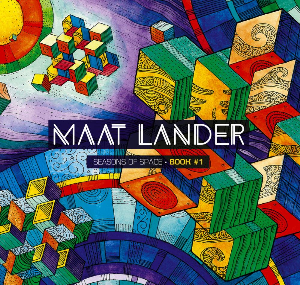 Seasons Of Space - Book #1 by MAAT LANDER album cover
