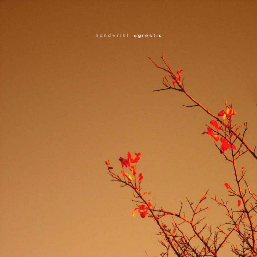 Agrestic by HANDWRIST album cover
