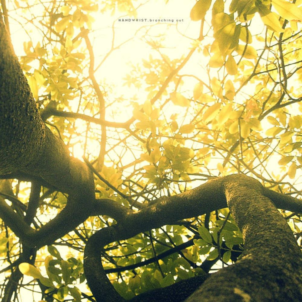 Branching Out by HANDWRIST album cover