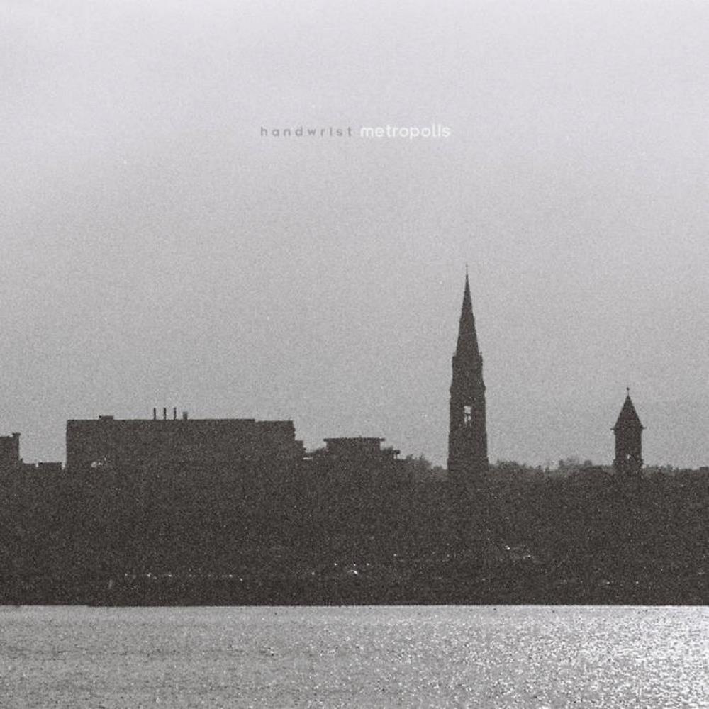 Metropolis by HANDWRIST album cover