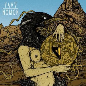 Nomon by YAVU album cover