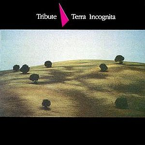 Tribute - Terra Incognita  CD (album) cover