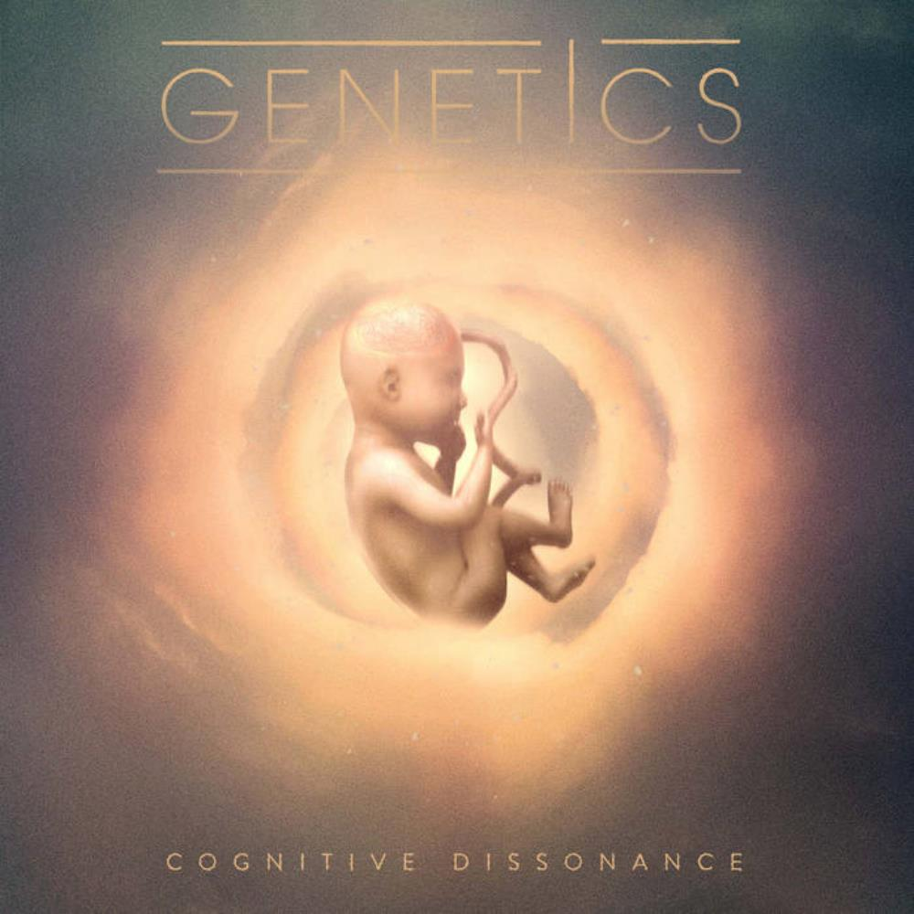 Cognitive Dissonance by GENETICS (DIANETICS) album cover