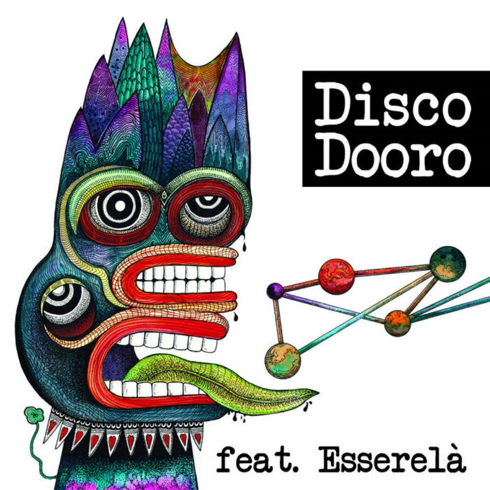 Disco Dooro by FEAT. ESSERELÀ album cover
