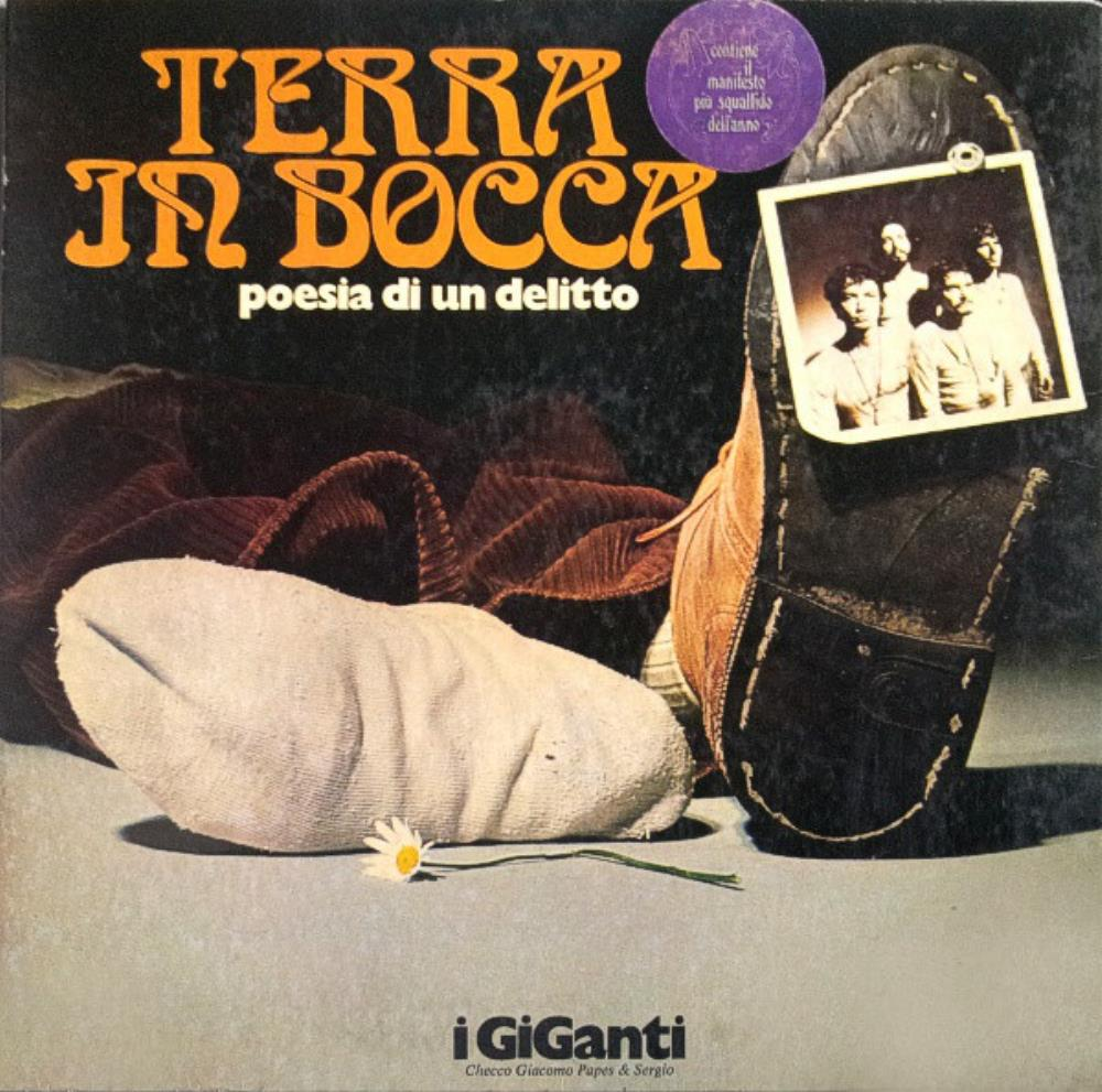 Terra In Bocca by GIGANTI, I album cover