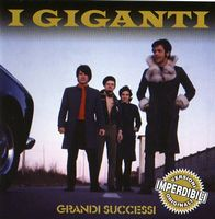 Grandi Successi by GIGANTI, I album cover