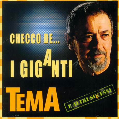 Checco De... I Giganti: by GIGANTI, I album cover