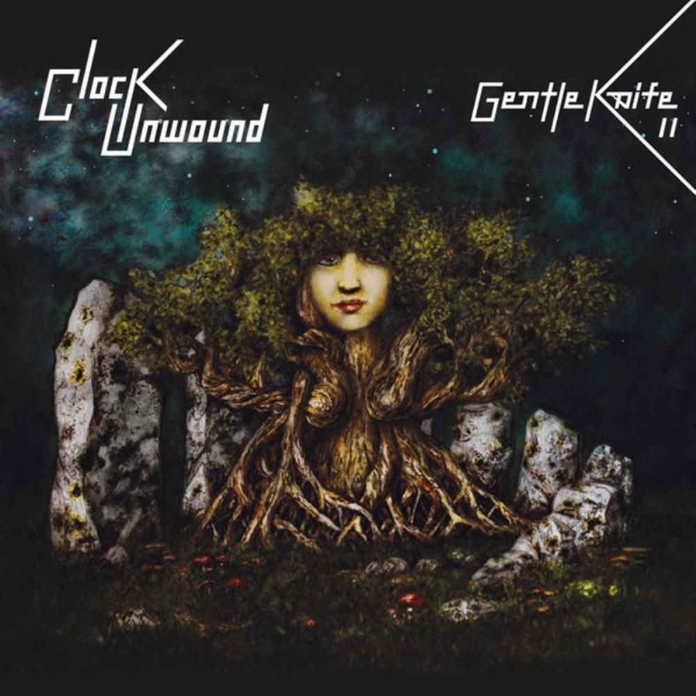 Clock Unwound by GENTLE KNIFE album cover