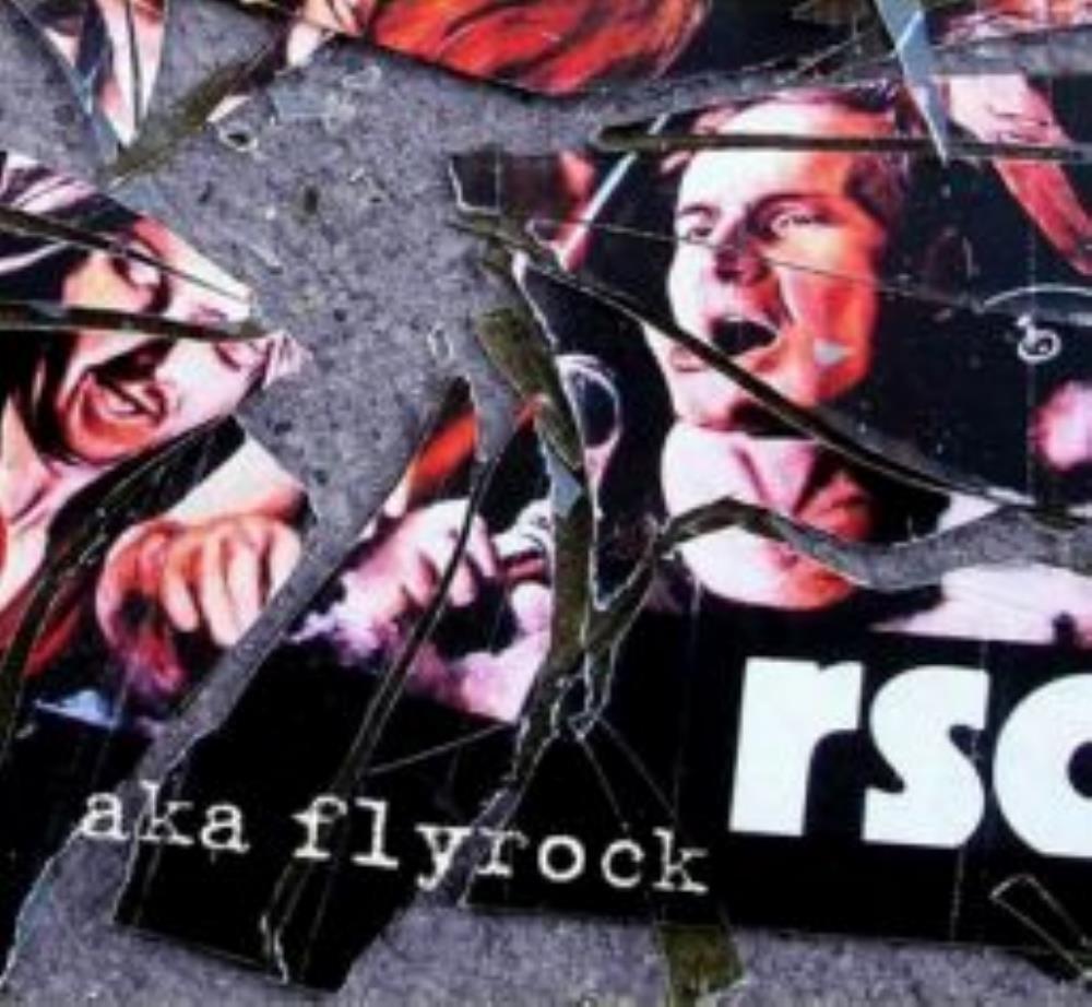 aka flyrock by RSC album cover