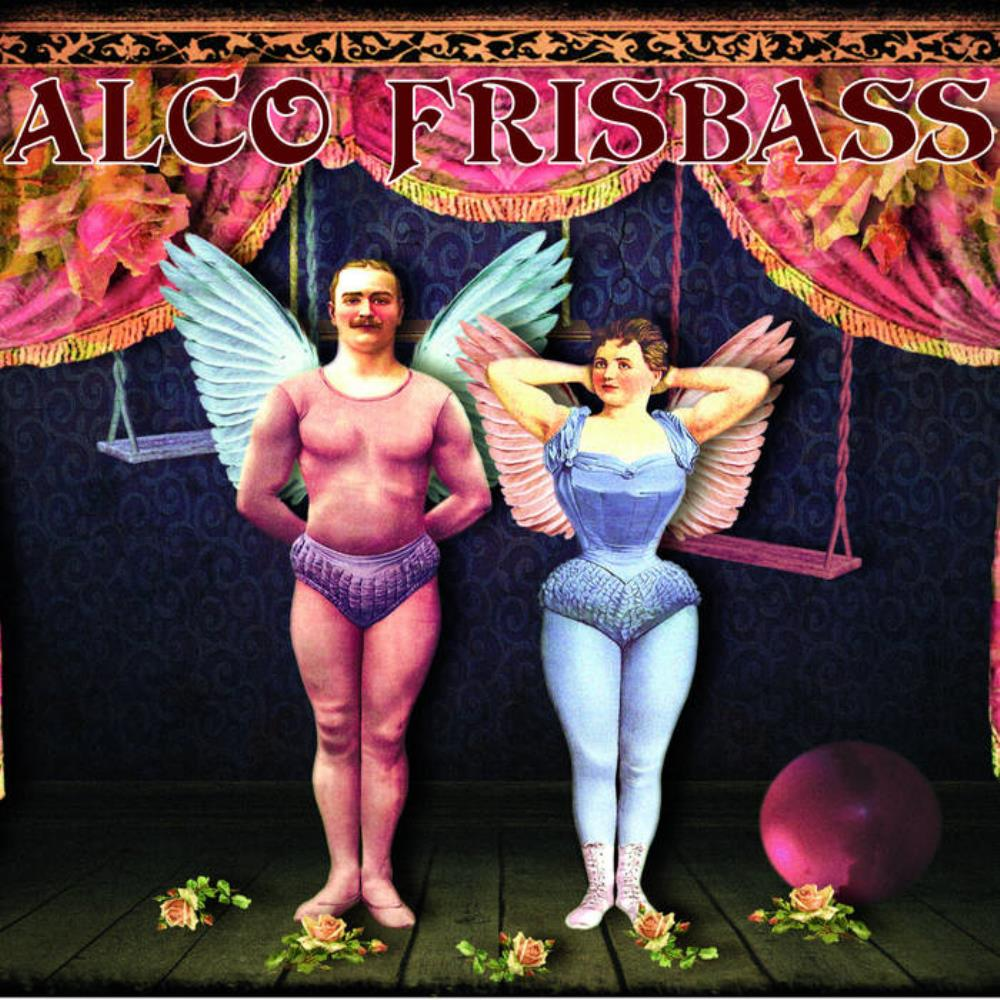 Alco Frisbass - Alco Frisbass CD (album) cover