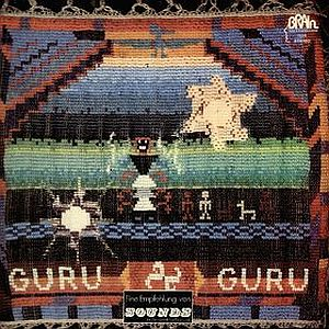 Guru Guru - Guru Guru CD (album) cover