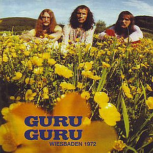 Wiesbaden 1972 by GURU GURU album cover