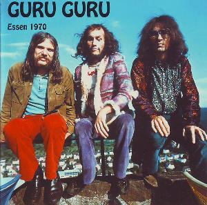 Guru Guru Essen 1970 album cover