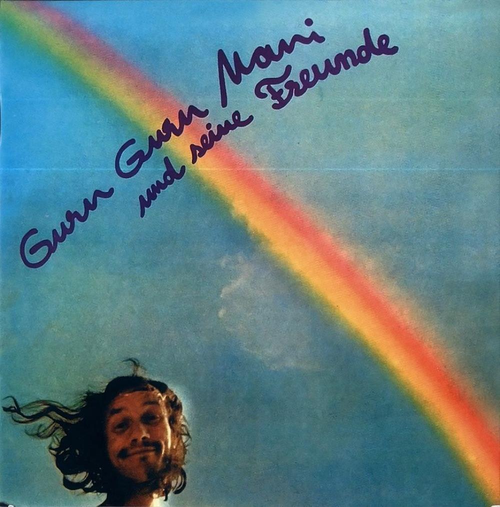 Mani Und Seine Freunde by GURU GURU album cover