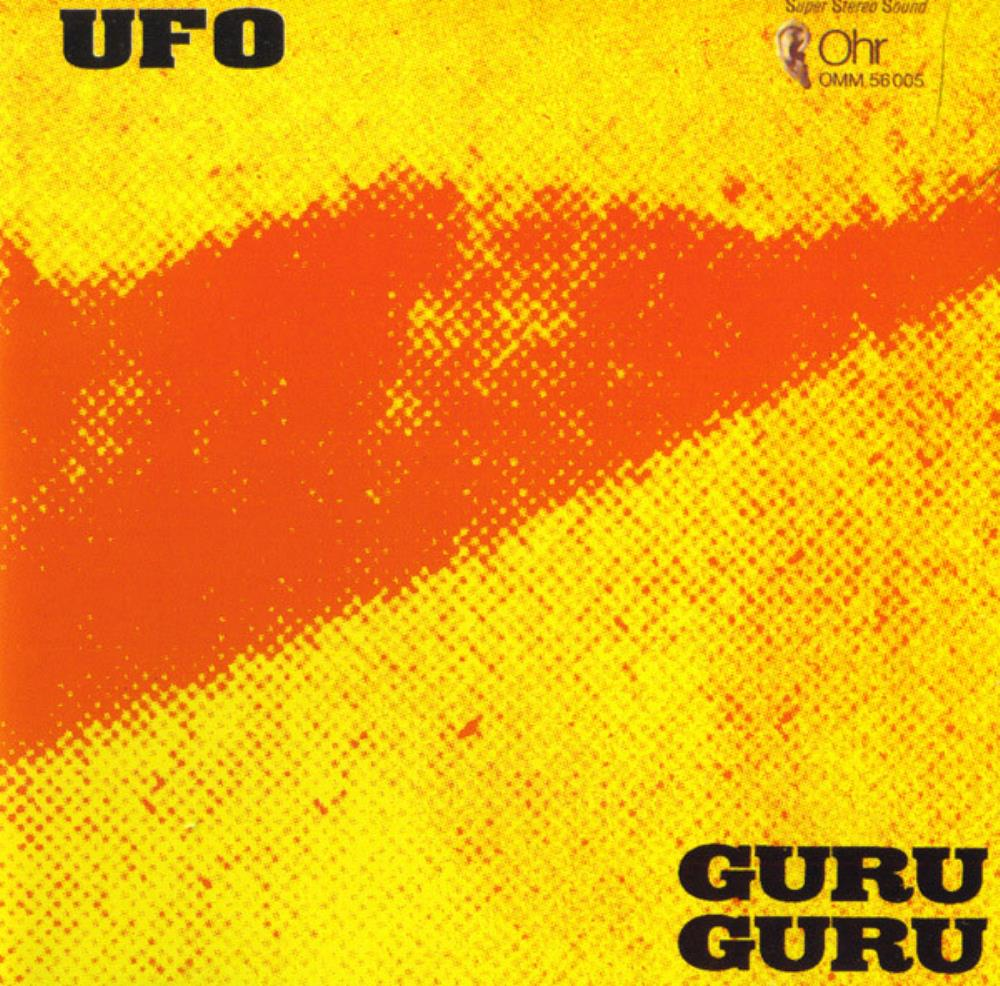 UFO by GURU GURU album cover