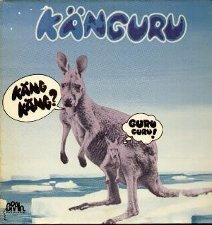 Guru Guru - K�nguru CD (album) cover