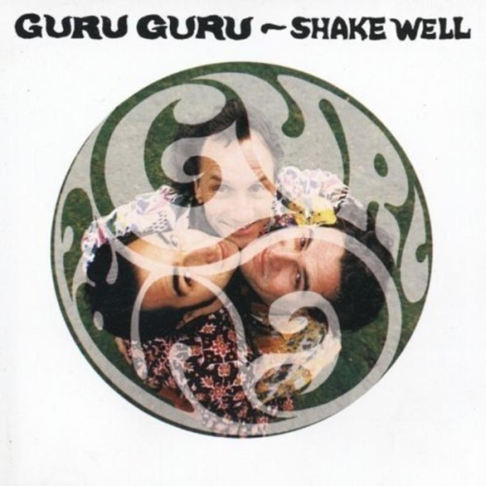 Guru Guru - Shake Well CD (album) cover