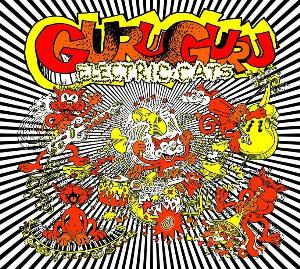 Guru Guru Electric Cats album cover