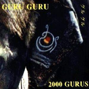 Guru Guru - 2000 Gurus CD (album) cover