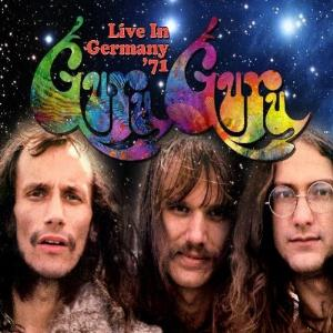 Guru Guru Live In Germany '71 album cover