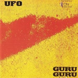 Guru Guru - UFO CD (album) cover