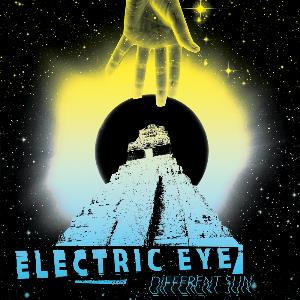 Different Sun by ELECTRIC EYE album cover