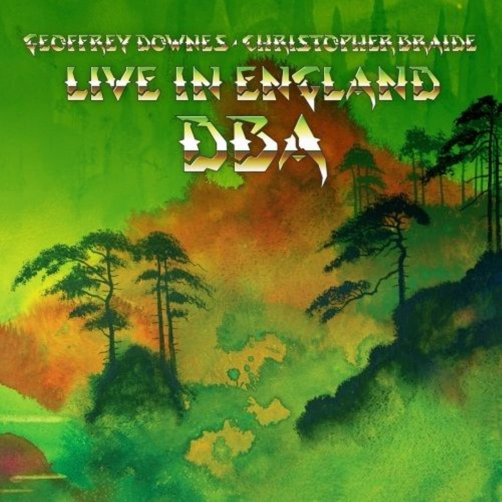 Live In England by DOWNES, GEOFFREY album cover