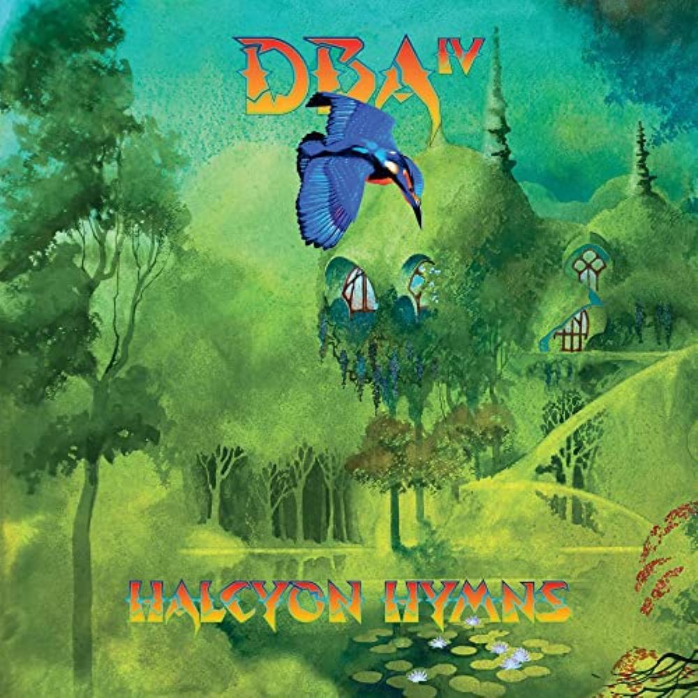 DBA IV: Halcyon Hymns by DOWNES, GEOFFREY album cover