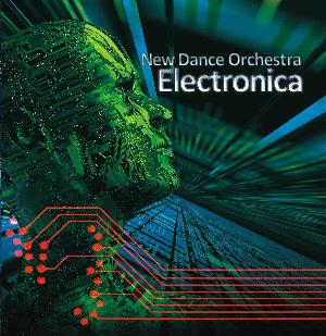 Geoffrey Downes & New Dance Orchestra: Electronica by DOWNES, GEOFFREY album cover