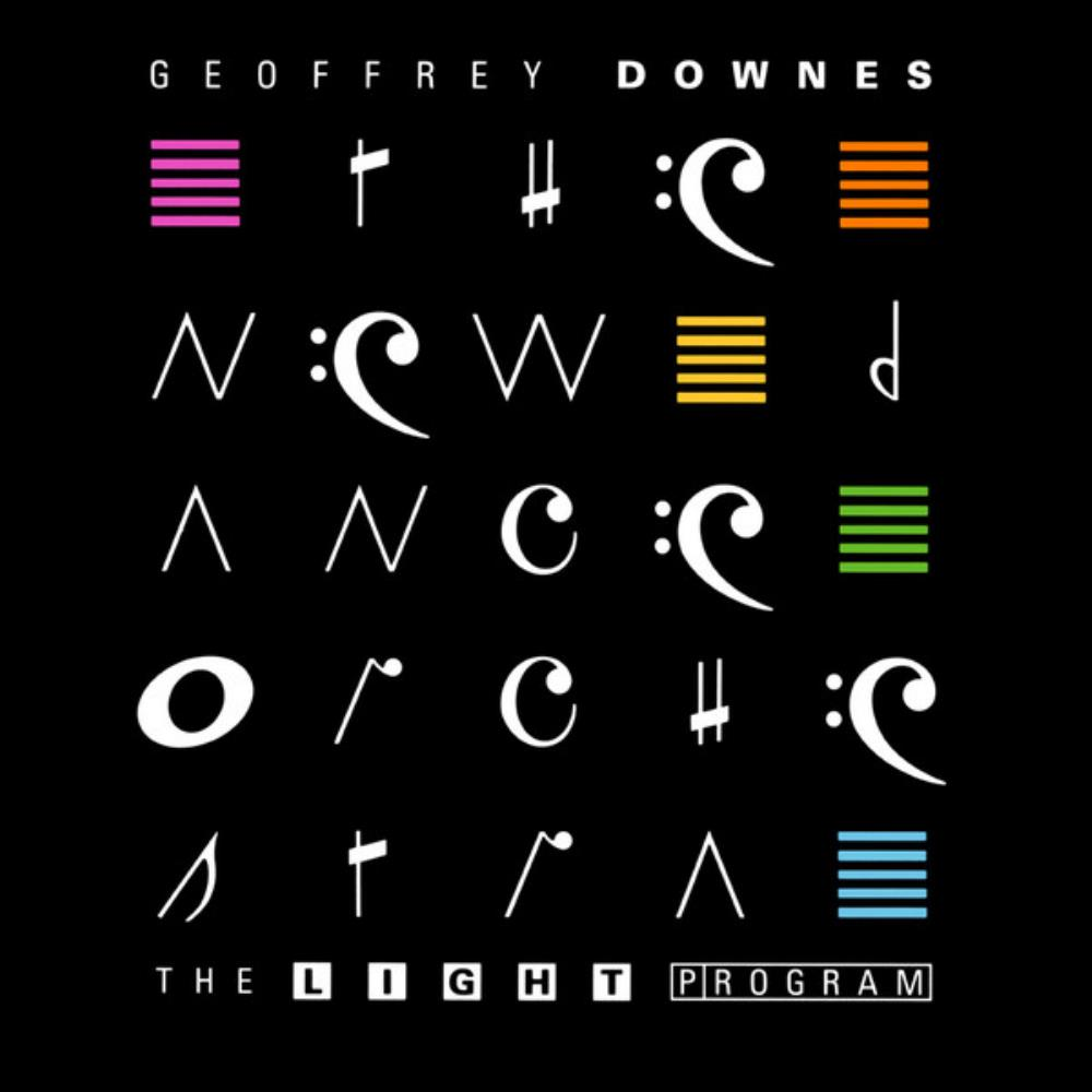 Geoffrey Downes & New Dance Orchestra: The Light Program by DOWNES, GEOFFREY album cover