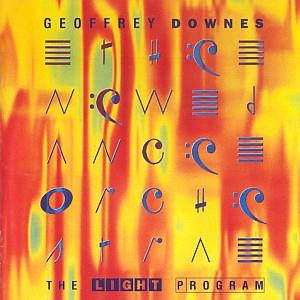 The Light Program (The New Dance Orchestra) by DOWNES, GEOFFREY album cover