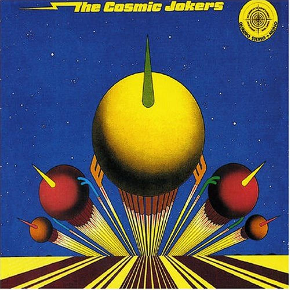 The Cosmic Jokers The Cosmic Jokers album cover