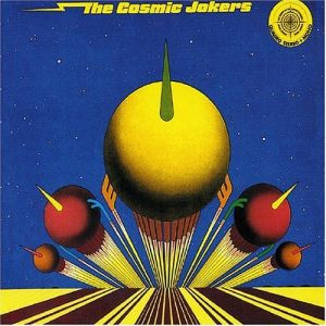 The Cosmic Jokers by COSMIC JOKERS, THE album cover