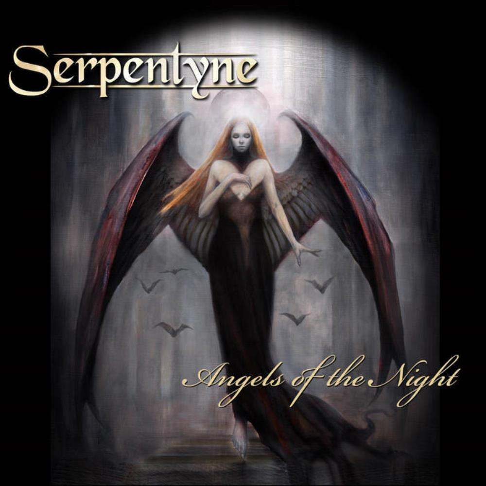 Angels of the Night by SERPENTYNE album cover