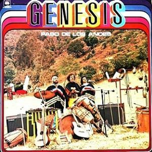 El Paso de los Andes by GENESIS DE COLOMBIA album cover
