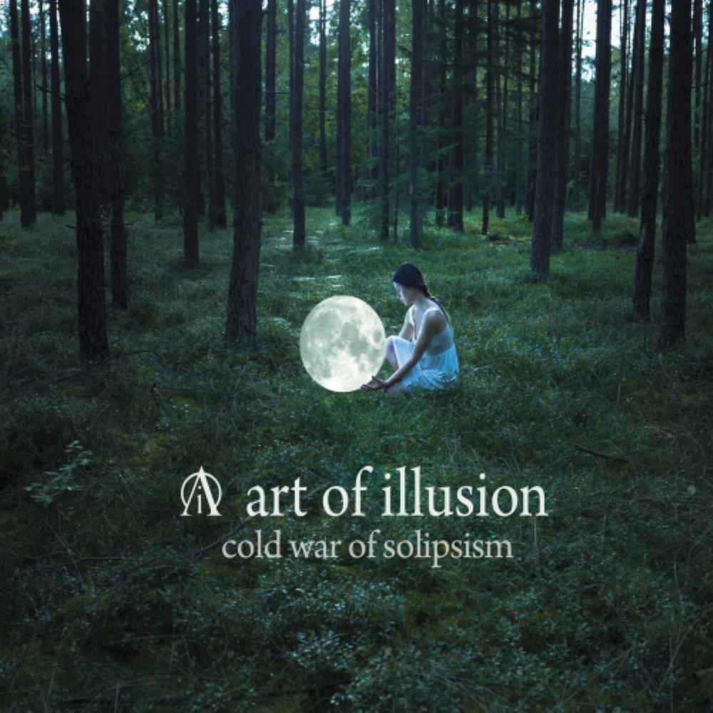 Art of Illusion - Cold War Of Solipsism CD (album) cover