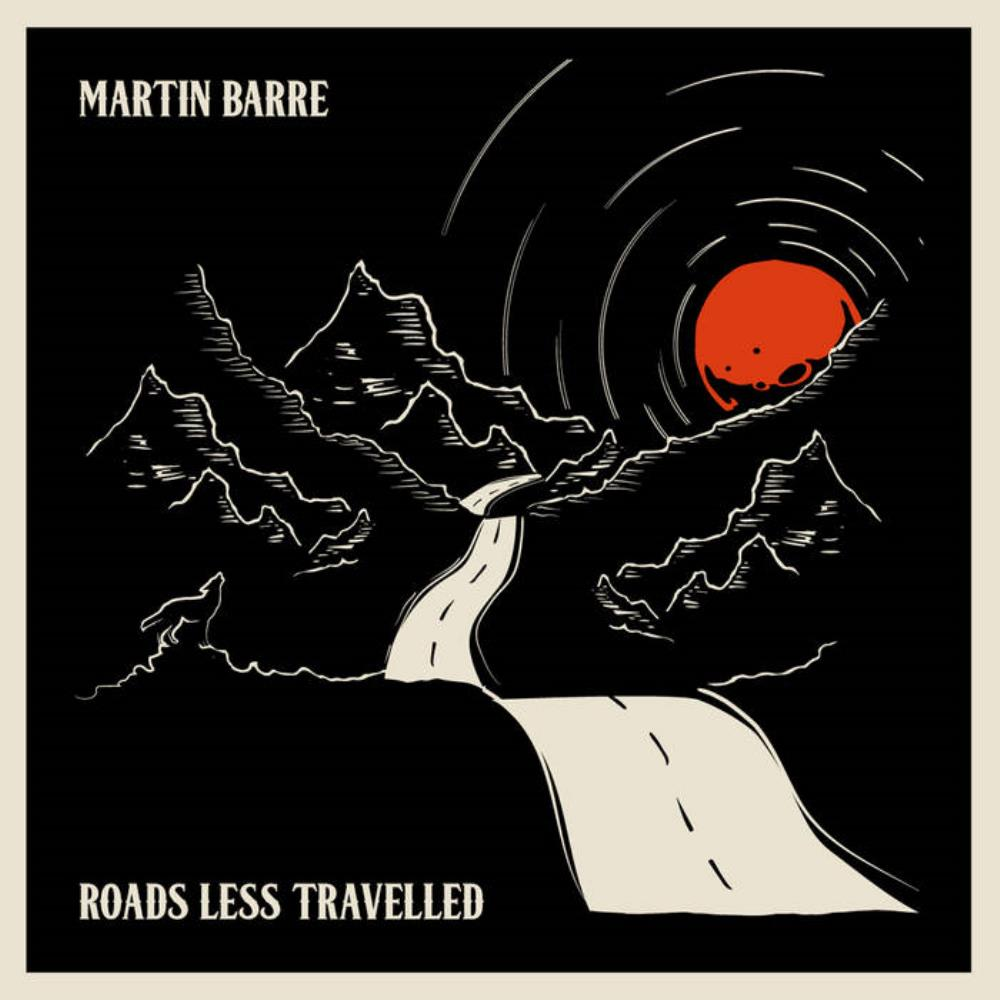 Martin Barre Roads Less Travelled album cover