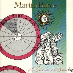 Martin Barre A Summer Band album cover