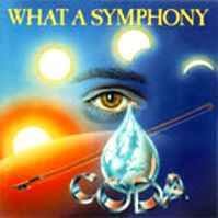 Coda - What A Symphony  CD (album) cover