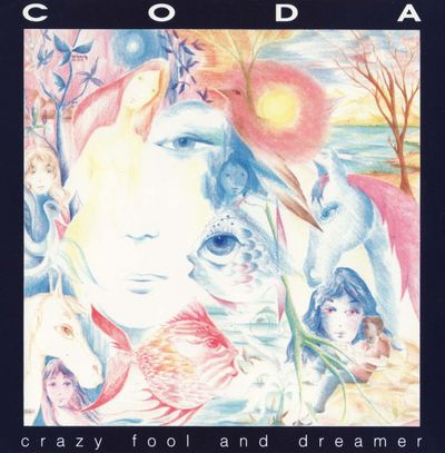 Crazy Fool and Dreamer (Mini CD) by CODA album cover