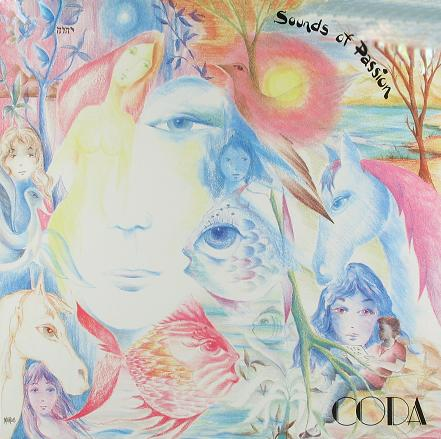 Sounds of Passion by CODA album cover
