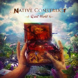 Quiet World by NATIVE CONSTRUCT album cover