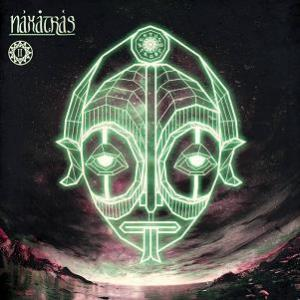 Naxatras II album cover