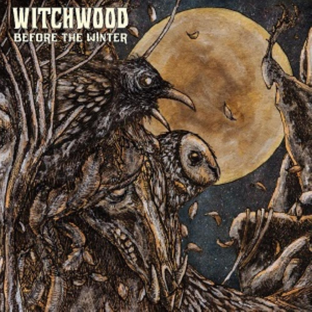 Before the Winter by WITCHWOOD album cover
