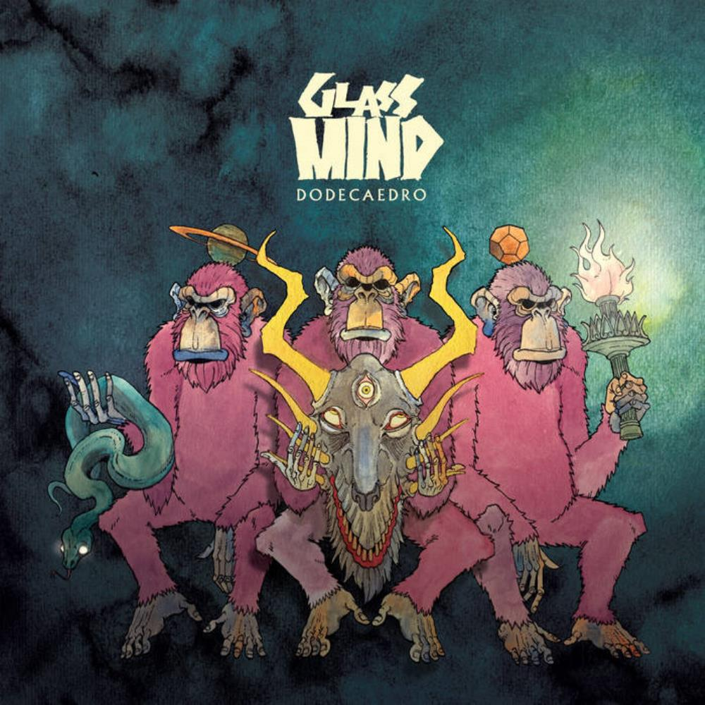 Glass Mind Dodecaedro album cover